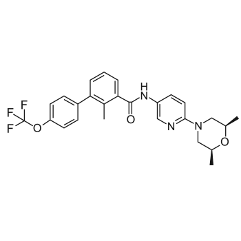 LDE225 chemical structure