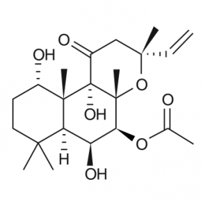 Forskolin chemical structure
