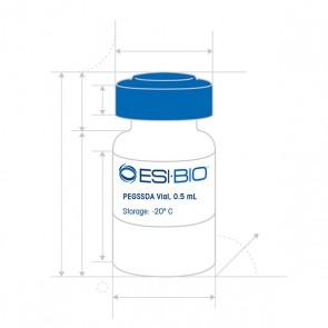 PEGSSDA Vial, 0.5 mL
