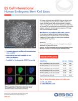 ESI BIO Stem Cells
