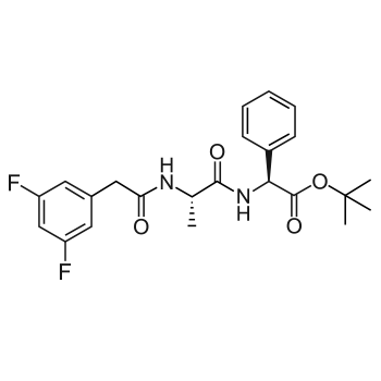 DAPT chemical structure